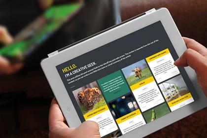Adaptar web para móvil y tablets. Una imagen de zergev. CC BY 2.0