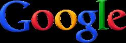 Nuevo logo Google en 2010