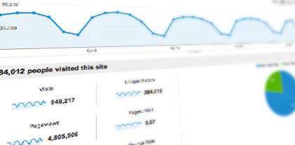 Experts en Google Analytics i analítica web.